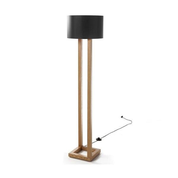 Stojací lampa Karalel Black