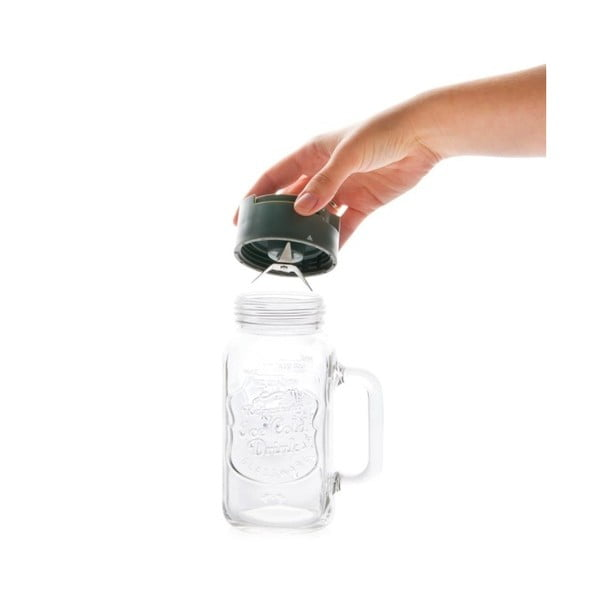 Mixer pentru smoothie cu două pahare XD Design Mix, 600 ml