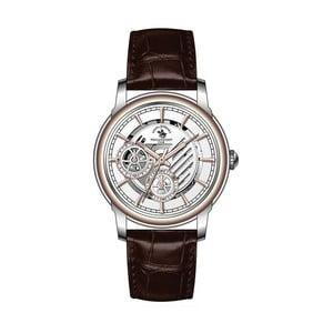 Dámské hodinky s koženým řemínkem Santa Barbara Polo & Racquet Club Erika