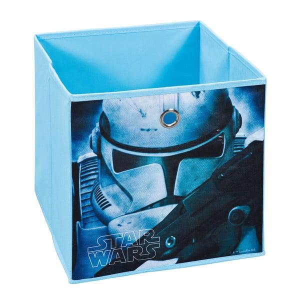 Modrý úložný box 13Casa Star Wars