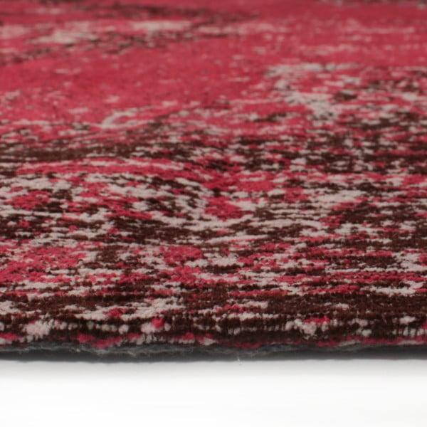 Koberec InArt Red Chenille, 150x210 cm