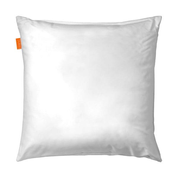 Povlak na polštář Basic White, 80x80 cm