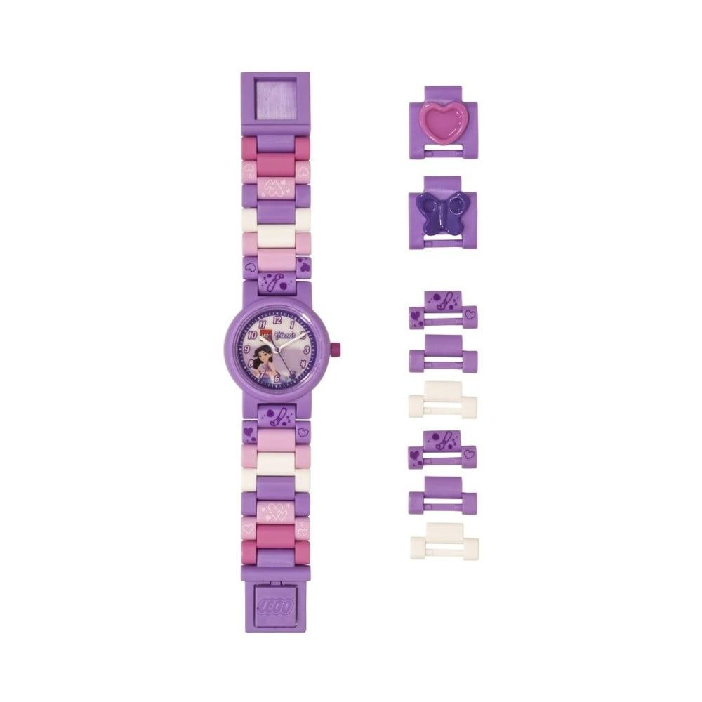 b2768ec415a Fialové hodinky LEGO® Friends Emma
