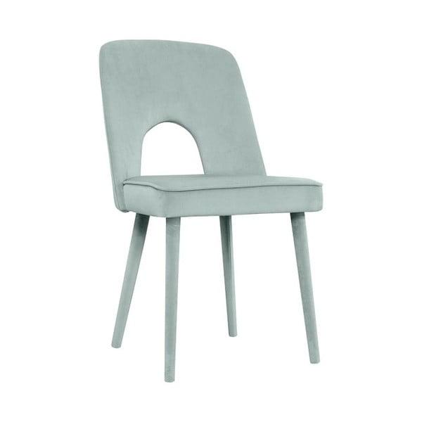 Světle šedá jídelní židle JohnsonStyle Sunny MV