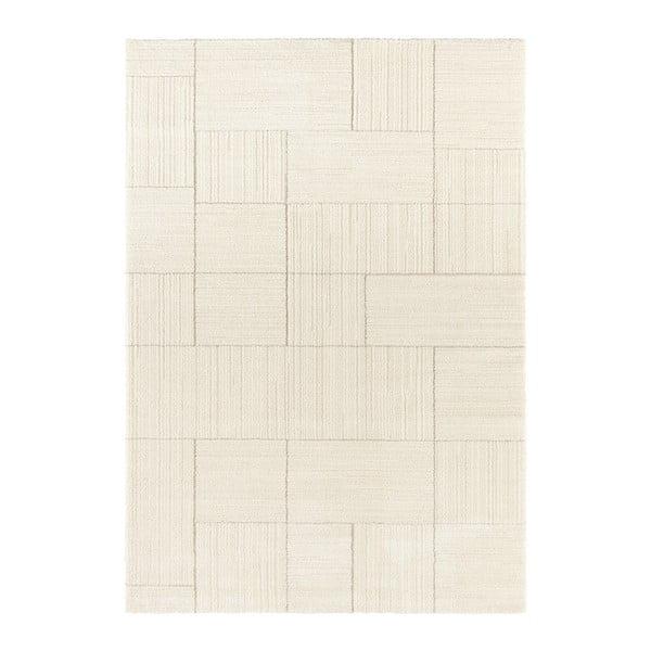 Covor Elle Decor Glow Castres, 80 x 150 cm, crem