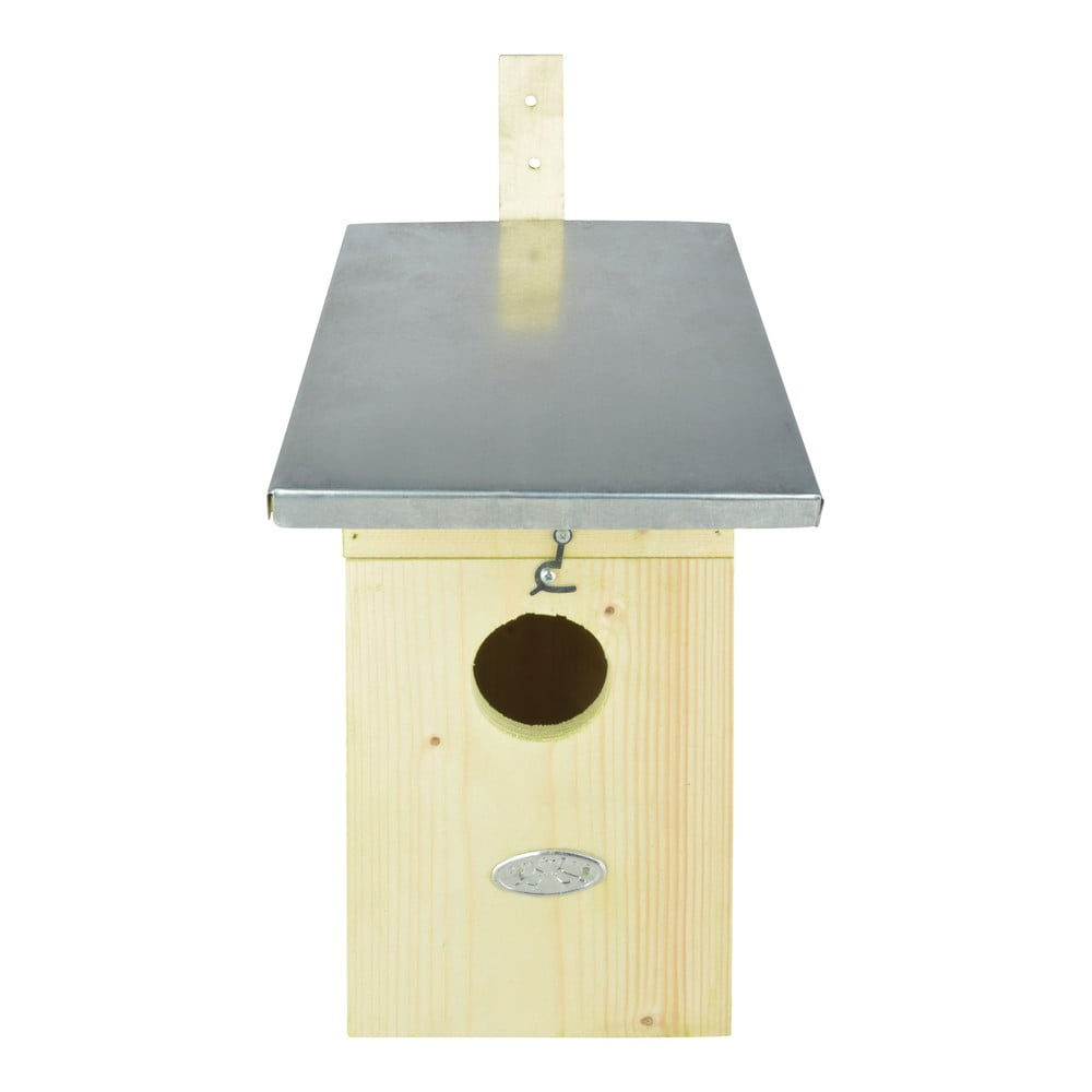 Ptačí budka pro špačky Esschert Design, výška39 cm