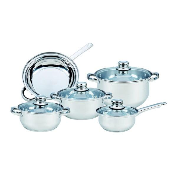 Set nádobí Utilinox Cover, 5 ks