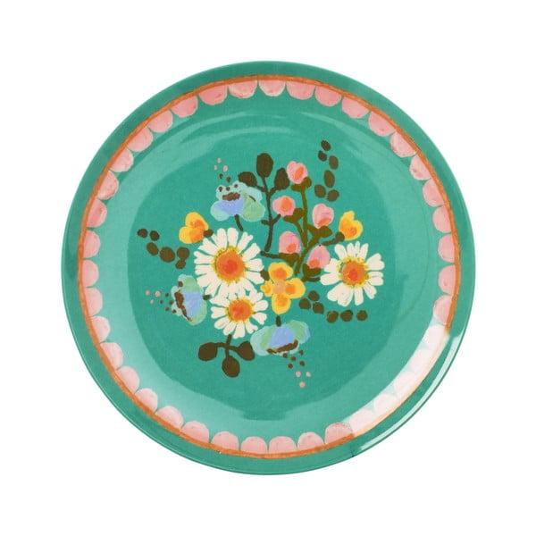 Dezertní talíř Jade Flower