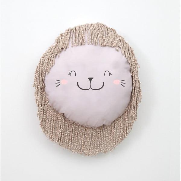 Dekorativní polštář Little Nice Things Lioness
