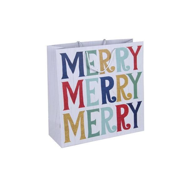 Sada 3 dárkových tašek Tri-Coastal Design Merry Merry Merry