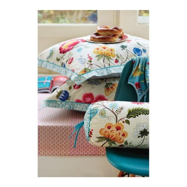 Béžový povlak na polštář Pip Studio Floral Fantasy, 60x70cm