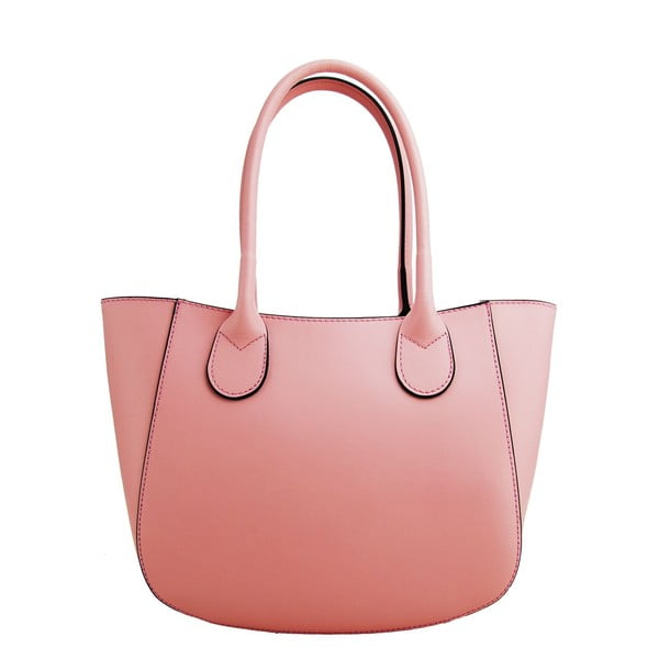 Kožená kabelka Filena Rosa