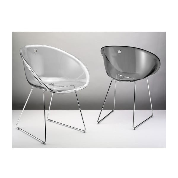 Kouřová židle Pedrali Gliss 921