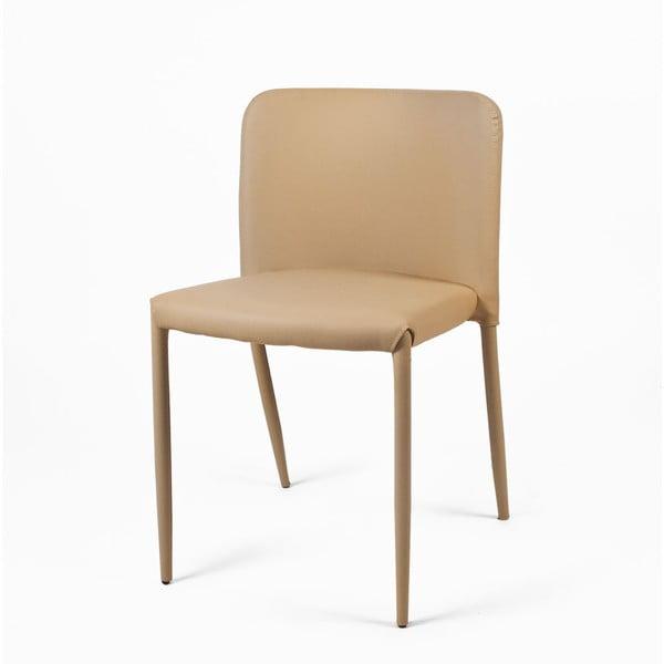 Jídelní židle Lilia, béžová