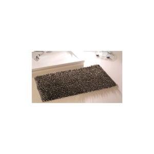Koupelnová předložka Metallic Look Brown, 50x70 cm