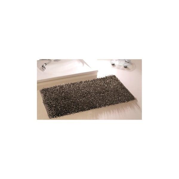 Koupelnová předložka Metallic Look Brown, 60x100 cm