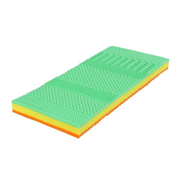 Pěnová matrace PiCaSo manufactury Mirabell Visco Bio, 90x200cm