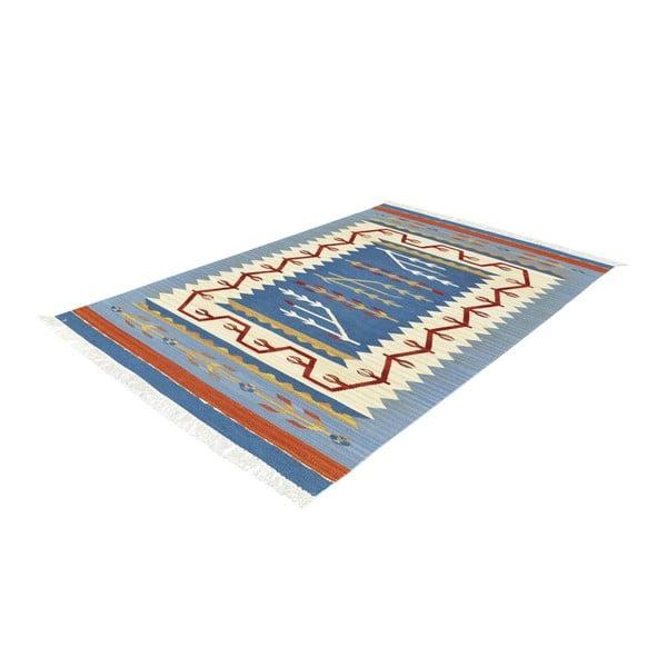 Vlněný koberec Kilim Classic AK03 Mix, 125x185 cm