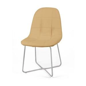 Jídelní židle Sveva, cappuccino