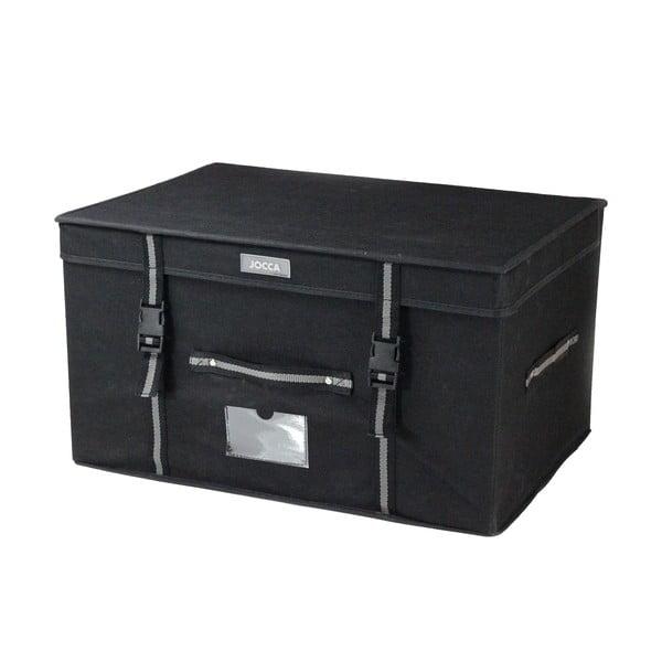 Cutie depozitare Jocca Storage Box, negru
