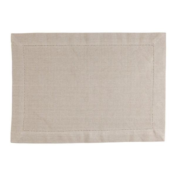Béžové prostírání Ego Dekor Indi, 35x50cm