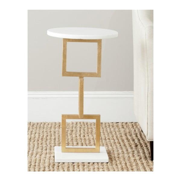 Odkládací stolek Cassidy Marble