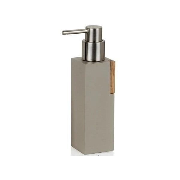 Zásobník na mýdlo Strict, béžový