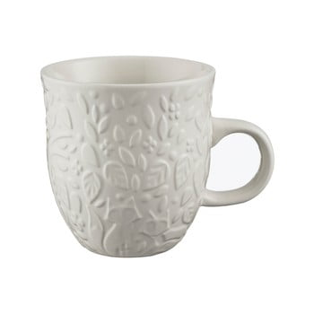 Cană din ceramică Mason Cash In the Forest, 480 ml, alb de la Mason Cash