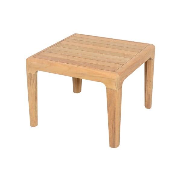 Stolik ogrodowy z drewna tekowego Ezeis Aquariva