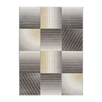 Covor adecvat și pentru exterior Universal Mubis Grey, 140 x 200 cm, gri de la Universal