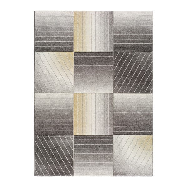 Šedý koberec vhodný i na ven Universal Mubis Grey, 120 x 170 cm