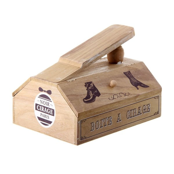 Krabice na přípravky na boty Shoes