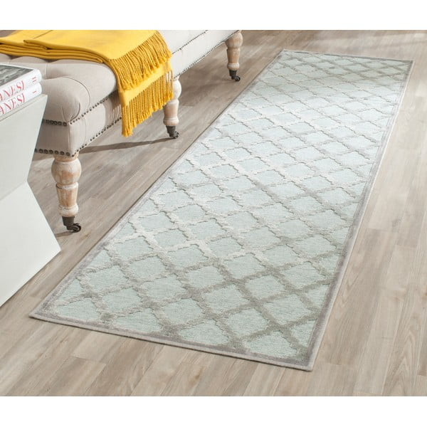 Šedý koberec Safavieh Anguilla, 160x228cm