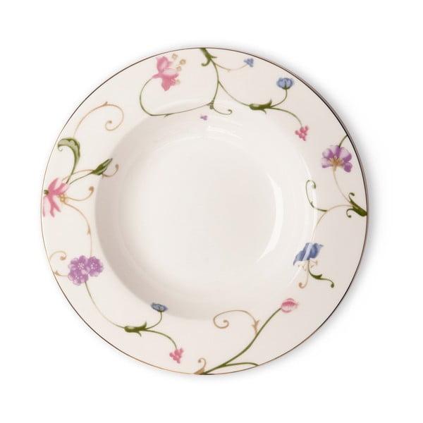 Servírovací sada Floral Decal, 20 ks