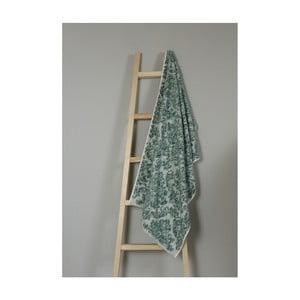 Zelený bavlněný ručník My Home Plus Bath, 70 x 135 cm