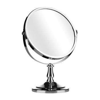 Oglindă cosmetică Premier Housewares, argintiu