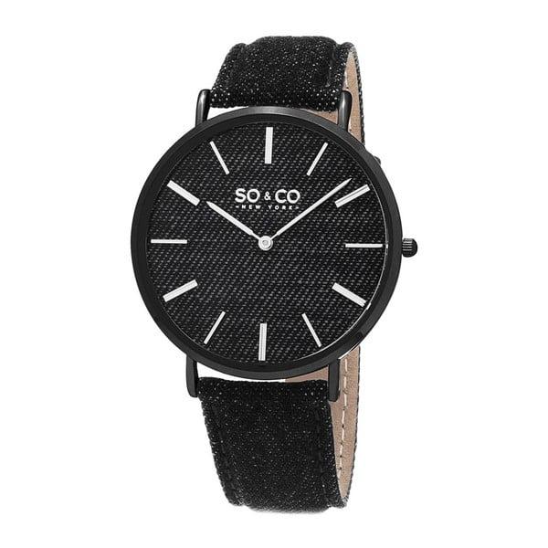 Pánské hodinky SoHo Club All Black