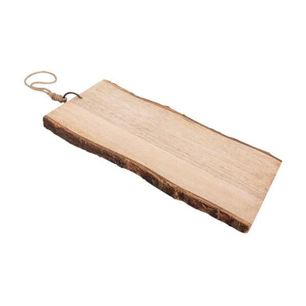 Drevené doska na krájanie Antic Line, 38×20 cm