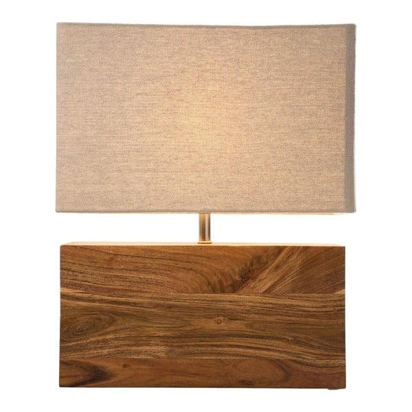 Stolní lampa Kare Design Wood
