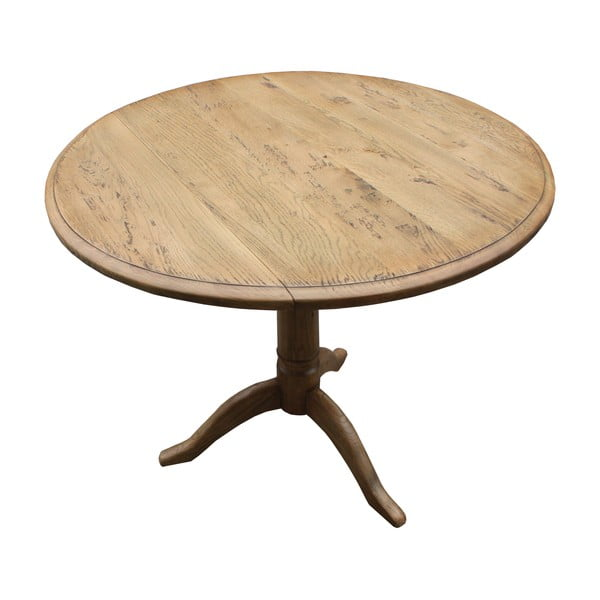 Kulatý stůl Athezza Meals Oak Plateau