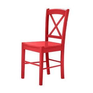 Židle Trend Range, červená