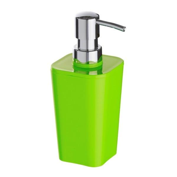 Zelený dávkovač na mýdlo Wenko Candy