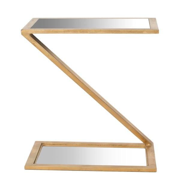 Odkládací stolek se zrcadlovou deskou Safavieh Andrea Accent