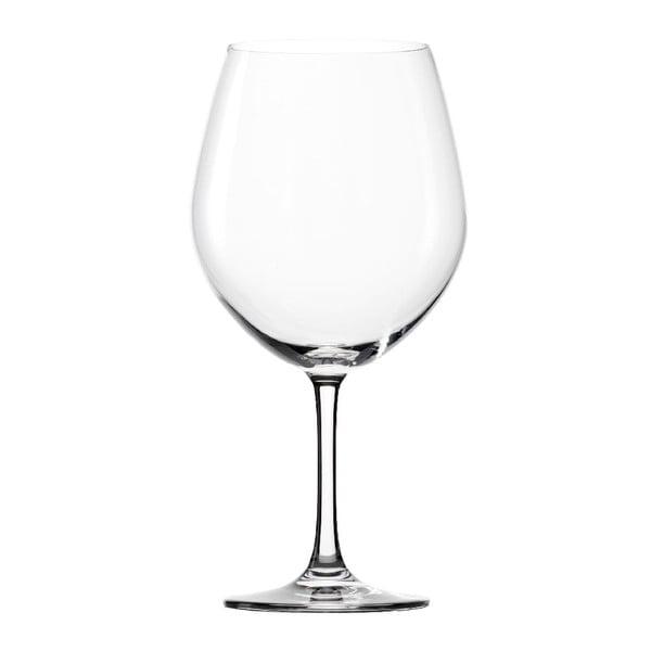 Set 6 sklenic Classic Burgundy, 770 ml