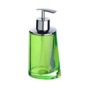 Zelený dávkovač na mýdlo Wenko Paradise Green
