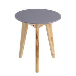 Odkládací stolek Ixia Grey
