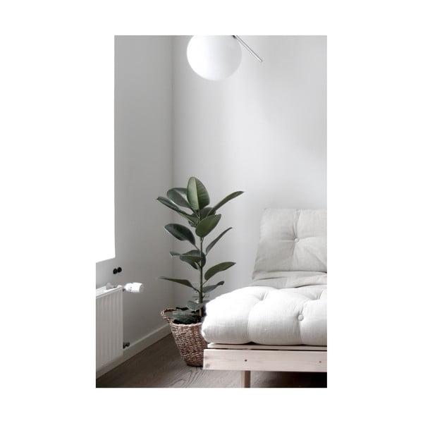 Variabilní křeslo Karup Roots White/Grey
