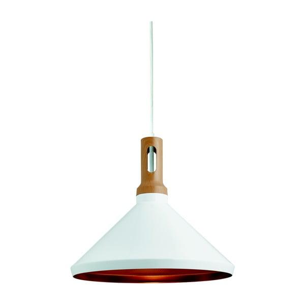 Stropní svítidlo Searchlight Cone bílá
