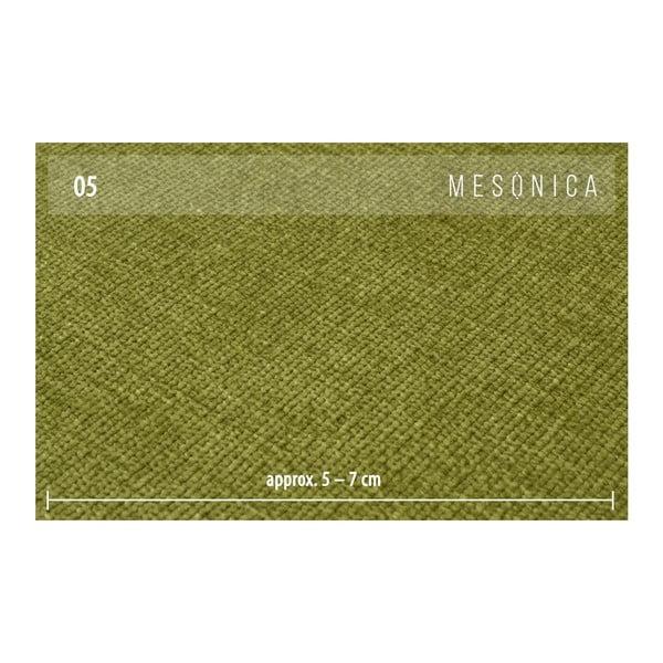Olivově zelená podnožka MESONICA Musso