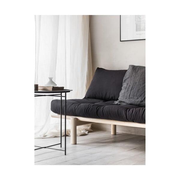 Pohovka Karup Design Pace Black/Light Bordeaux